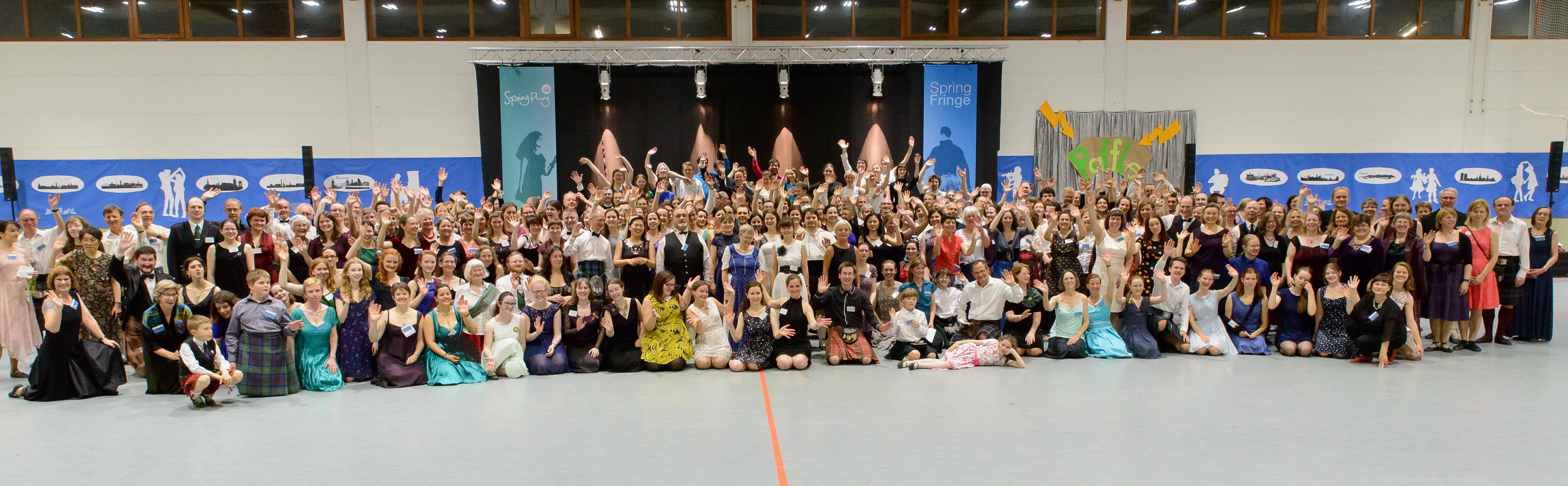 Spring Fling und Spring Fringe 2017 in Bonn