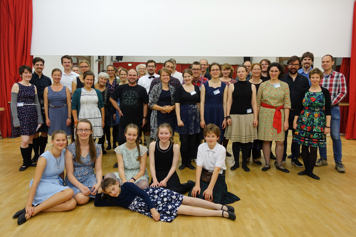 Young Dancers' Workshop 2017