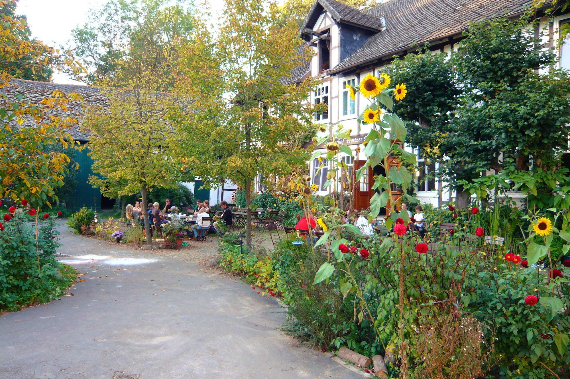 Garten Proitzer Mühle